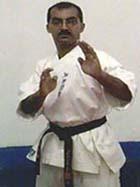 ikaicho-  Hoosain Narker's My Karate Odyssey